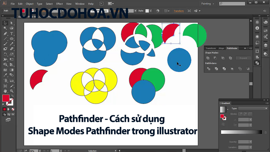 Shape Modes - Pathfinder