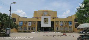 Các trường đại học có ngành thiết kế - Trường mỹ thuật công nghiệp Hà Nội