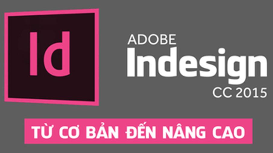 Khoá học Adobe Indesign từ cơ bản đến nâng cao
