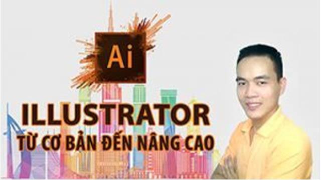 Khoá học illustrator từ cơ bản