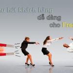 Cách thu hút khách hàng dễ dàng cho Freelancer trong thiết kế