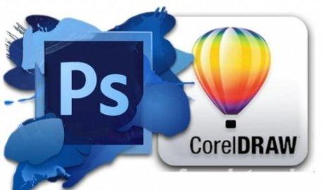 Corel Draw Với Adobe Photoshop - Phần mềm nào nên sử dụng hơn?