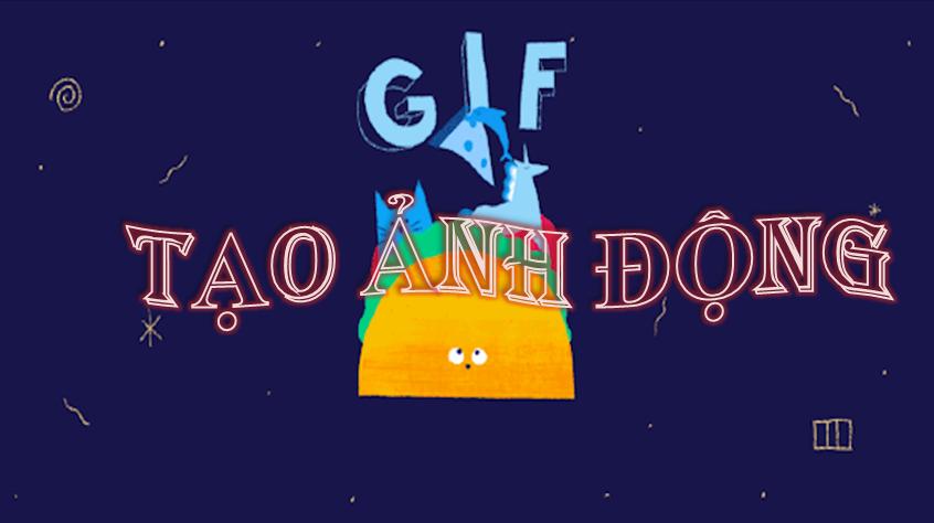 Hướng dẫn tạo ảnh Gif - Tạo ảnh động với Photoshop đơn giản
