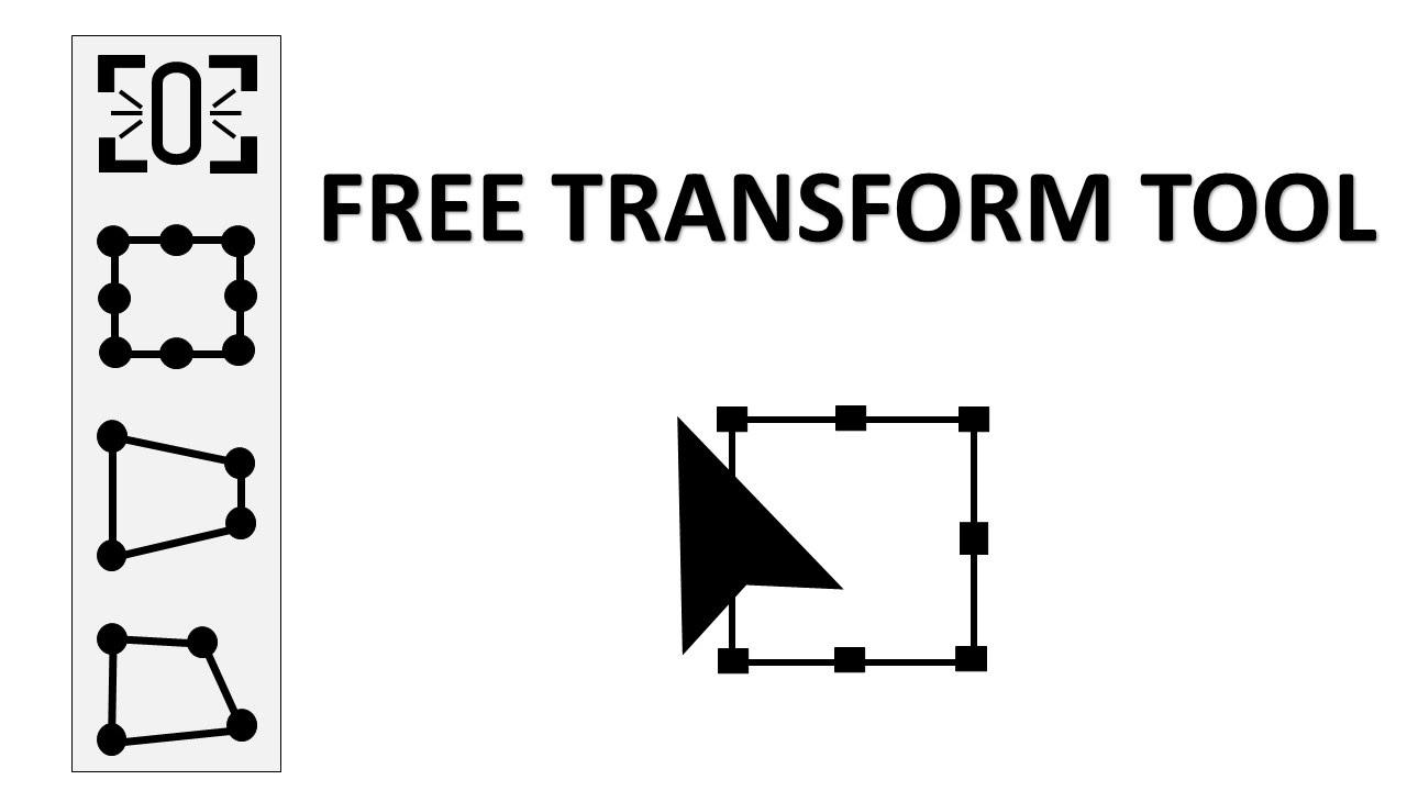 Transform Tool trong indesign - Công cụ Biến đối đối tượng trong ID
