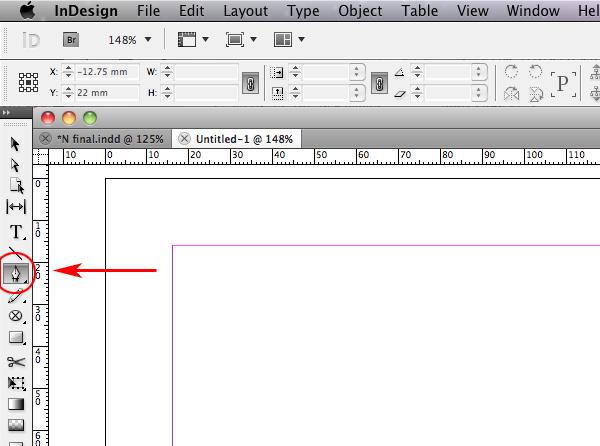 Pen Tool trong Adobe InDesign- Hướng dẫn vẽ bằng Pen Tool.