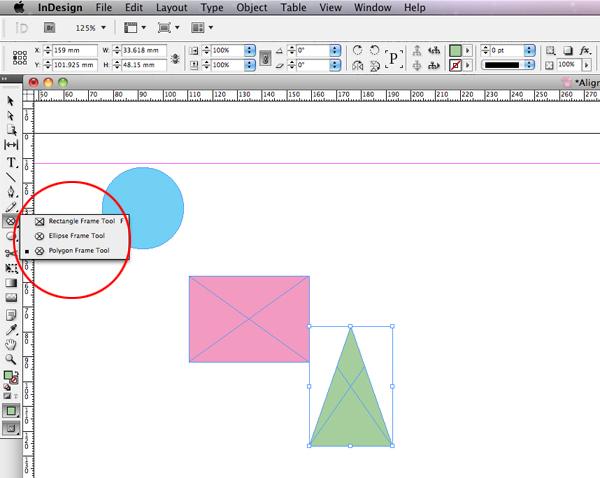 Polygons Tool, Star tool trong InDesign - Công cụ vẽ hình đa giác