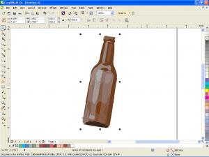 Hướng dẫn tạo hiệu ứng 3D bằng Drop Shadow trong CorelDraw.