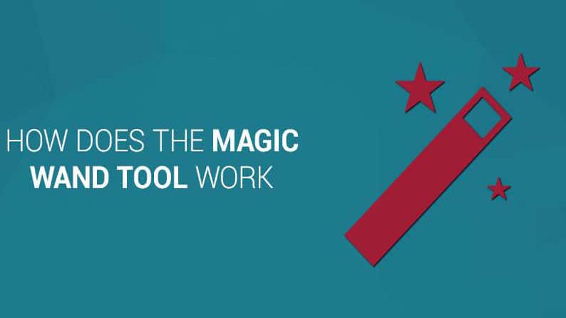 Magic Wand Tool - Hướng dẫn sử dụng Magic Wand trong photoshop
