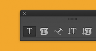 Type Tool trong illustrator