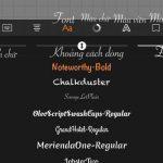 Font chữ việt hóa – Download & cài đặt bộ font chữ việt hóa 2018.