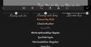 Font chữ việt hóa - Download & cài đặt bộ font chữ việt hóa 2018.