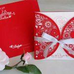 Thiệp cưới thiết kế bằng CorelDraw – Download mẫu thiệp cưới hot nhất