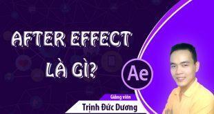 After effect là gì