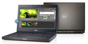 Laptop thiết kế đồ họa: Siêu laptop Dell Precision M4800