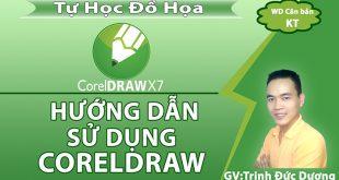 Hướng dẫn sử dụng CorelDraw