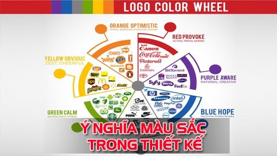 Ý nghĩa Màu Sắc Trong Thiết Kế - Ý nghĩa của màu sắc trong thiết kế là gì
