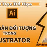 Nhân bản đối tượng – Cách sao chép, dán đối tượng trong Illustrator