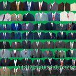 Mẫu áo vest nam ảnh thẻ [PSD] – Download 100 mẫu áo ảnh thẻ