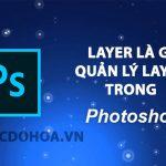 Layer là gì? Layer trong photoshop, cách sử dụng và quản lý layer