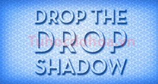 Drop Shadow trong illustrator