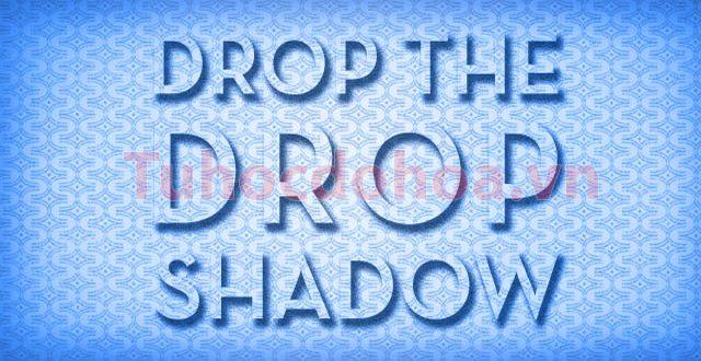Drop Shadow trong illustrator