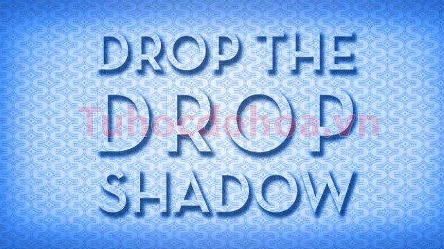 Drop Shadow trong illustrator - Hướng dẫn tạo bóng đổ trong illustrator
