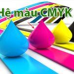 Hệ màu CMYK – Đặc điểm và ứng dụng của Hệ màu CMYK