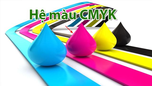 Hệ màu CMYK - Đặc điểm và ứng dụng của Hệ màu CMYK