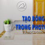 Bóng đổ trong photoshop – Hướng dẫn tạo bóng đổ trong Ps