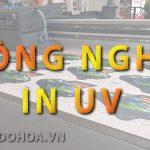In Uv là gì? Công nghệ in UV và những điều cần biết về in UV
