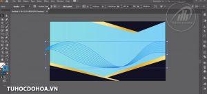 Tạo giải màu trong illustrator