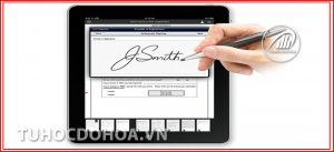 cách tạo chữ ký đẹp