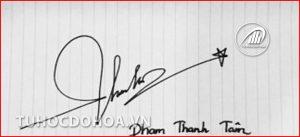 Cách tạo chữ ký đẹp cho riêng mình