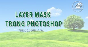 layer mask trong photoshop