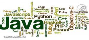 Các ngôn ngữ lập trình thông dụng