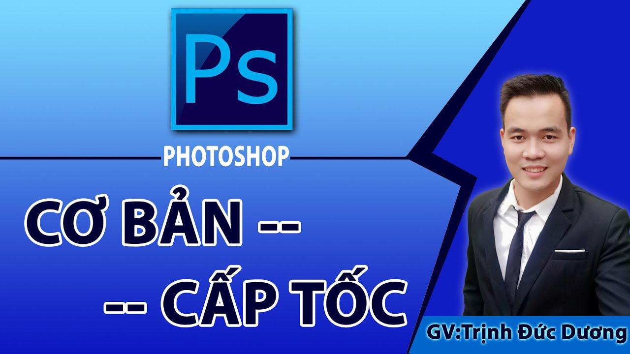 Đào tạo Photoshop - Đào tạo, hướng dẫn photoshop từ A -> Z Bài 1
