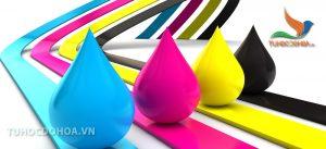 Cách chuyển đổi hệ màu Hệ màu CMYK trong photoshop