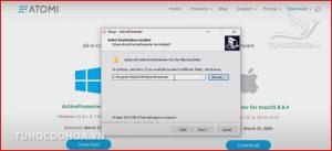Cách cài đặt phần mềm quay màn hình máy tính