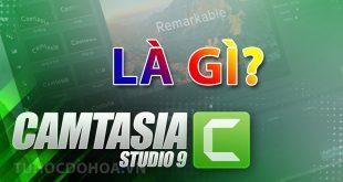 Camtasia là gì