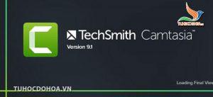 Phần mềm camtasia là gì
