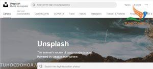 Unsplash Không chỉ là web ảnh chất lượng cao