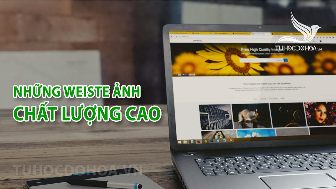 Web ảnh chất lượng cao - Top những website ảnh miễn phí tốt nhất