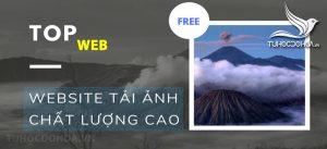 top web ảnh chất lượng cao
