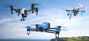 Cấu tạo của Flycam là gì