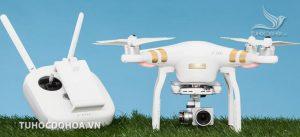 Flycam DJI Phantom 3 advanced