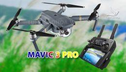 Flycam Dji Mavic 3 - Phiên bản Flycam cao cấp thế hệ mới nhất
