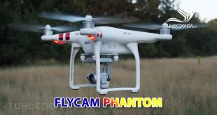 Flycam Phantom