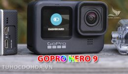 Gopro Hero 9 - Dòng Action camera Gopro 9 hỗ trợ video 5k