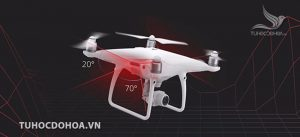 Flycam Phantom 4 pro 2.0