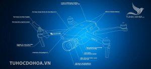 Tổng quan về Flycam Dji Mavic 3